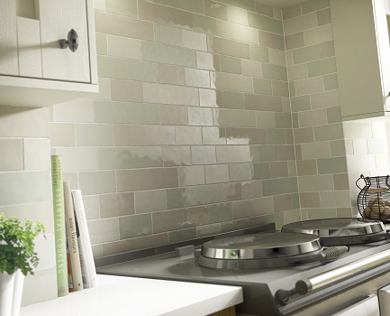 Artisan by Laura Ashley Kitchen Wall Tile
