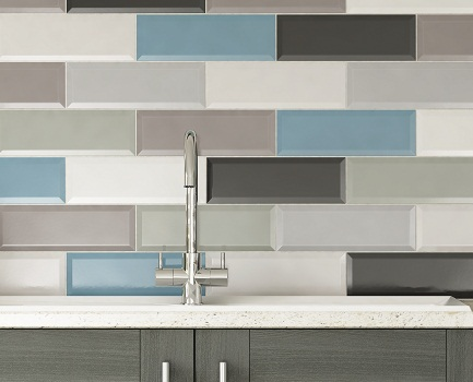 Bisel Kitchen Wall Tile