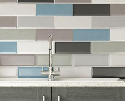 Bisel Kitchen Wall Tile