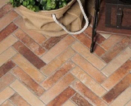 Boston Brick Floor Tile