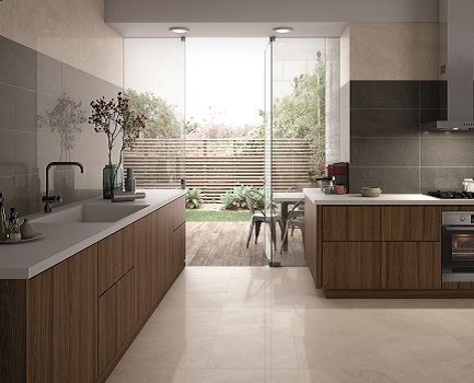 Brooklyn Lux Kitchen Wall Tile