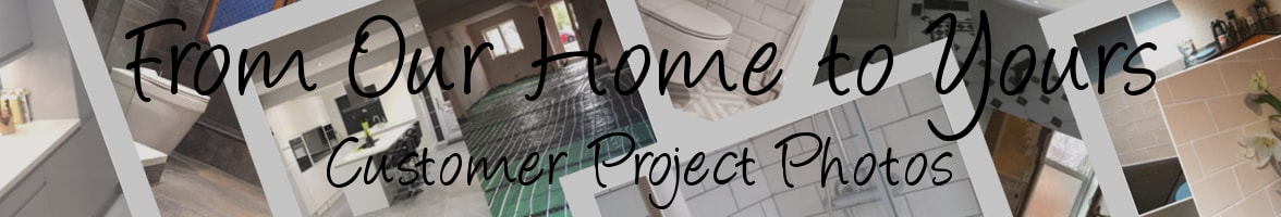 Customer projects banner