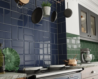 Blue Kitchen Tiles >> Kitchen Tiles Patterned Kitchen Tiles Tile Giant
