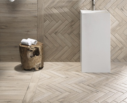 Eterna Wood Effect Floor Tile