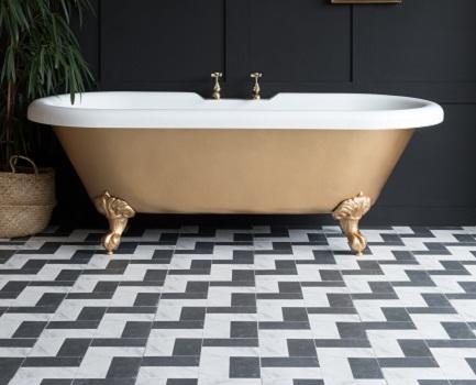 Feature Floors Patterned Floor Tile