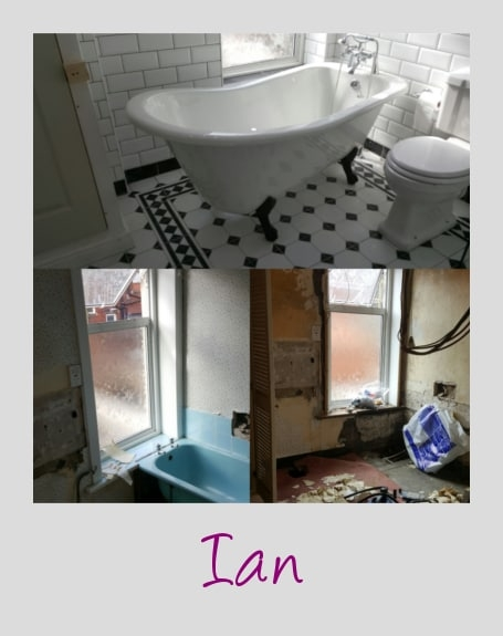 Ian's project