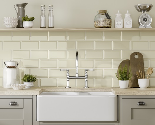 The Essential Tiles for your Kitchen