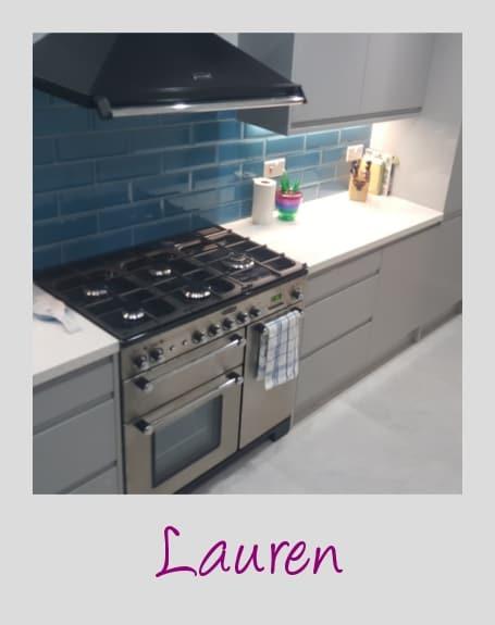 Lauren's project