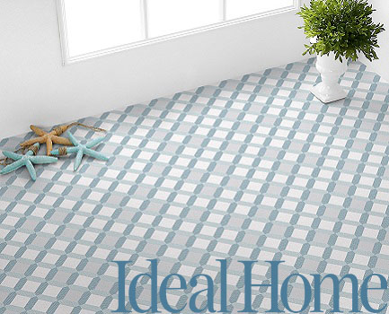 Ideal Home Patterned Floor Tile