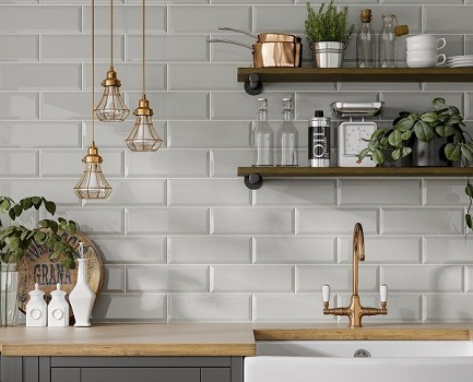 Metro Kitchen Wall Tile