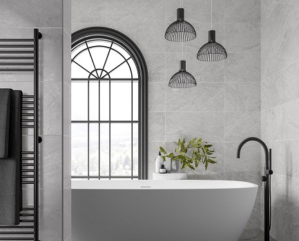 Murale Bathroom Wall Tile