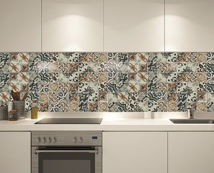 Nikea Kitchen Wall Tile