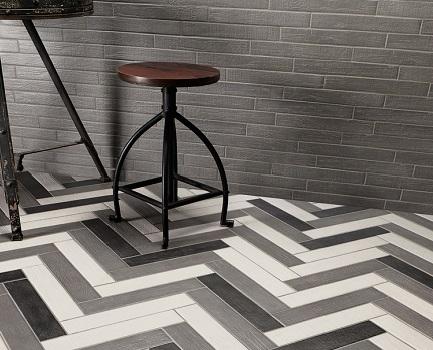 Nordik wood Effect Floor Tile