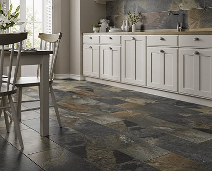 Pizarra Slate Effect Floor Tile