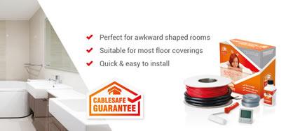 Prowarm Underfloor Heating Cable