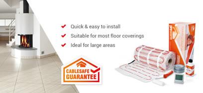 Prowarm Underfloor Heating