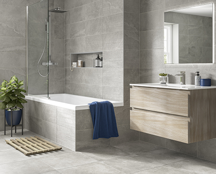 Seed Bathroom Tiles