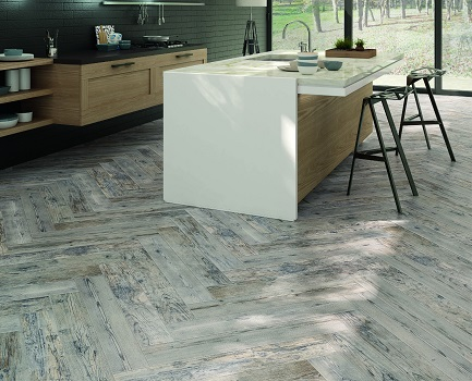 Sequoia Wood Effect Floor Tile