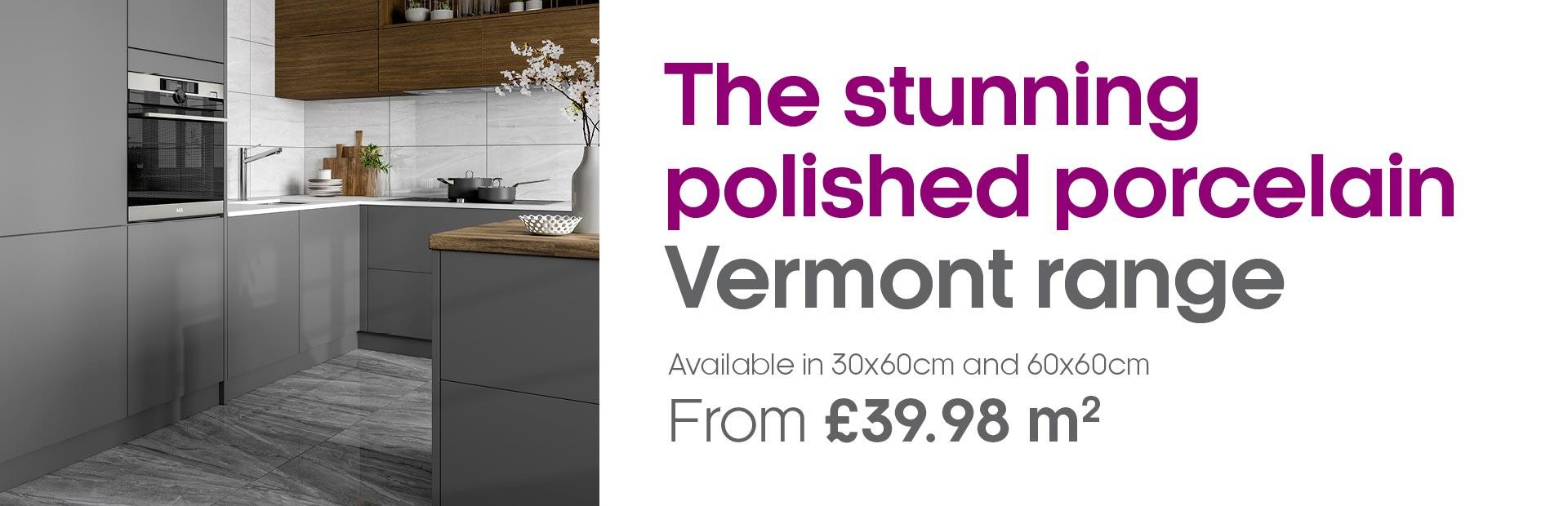 Vermont Porcelain Tiles