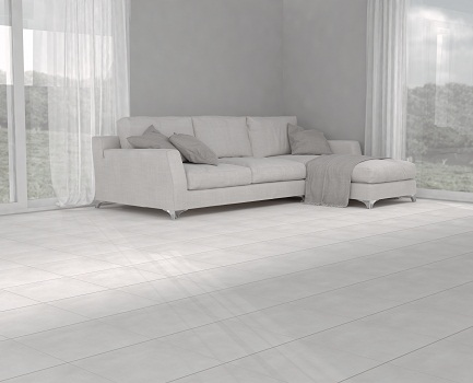 Tidal Bone Floor Tile