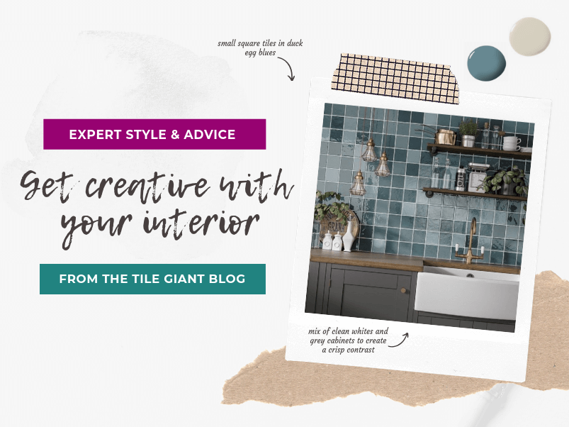 Expert Style Advice From Tile Giant