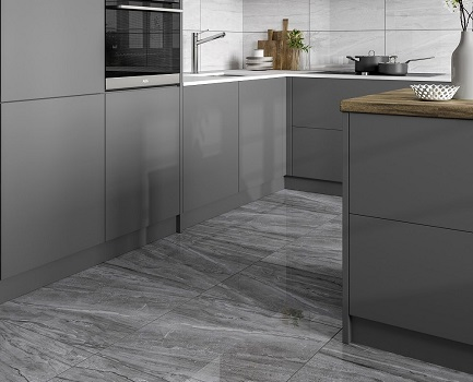 Vermont Polished Kitchen Floor Tile