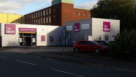 Tile Giant Preston Store