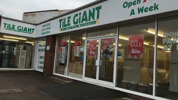 Tile Giant Worcester Store