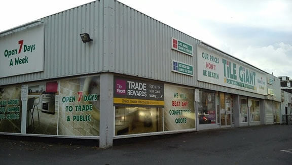 Tile Giant Crewe Store