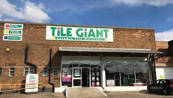 Tile Giant Nottingham Store