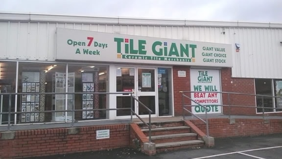 Tile Giant Macclesfield Store