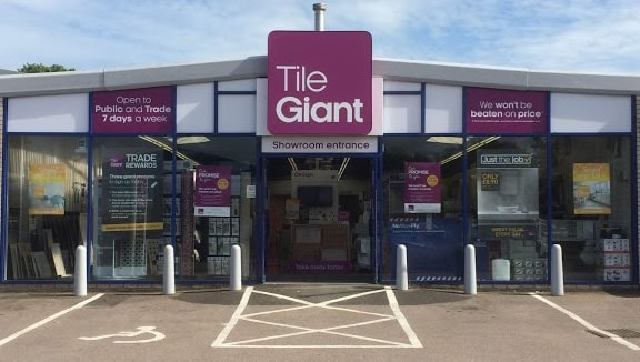 Tile Giant Canterbury Store