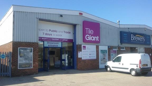 Tile Giant Sittingbourne Store