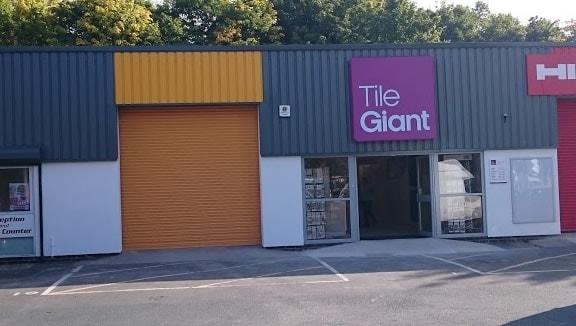 Tile Giant Leeds Store