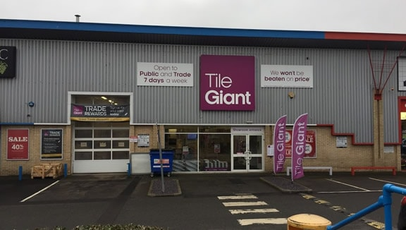 Tile Giant Ipswich Store