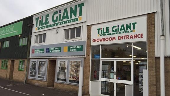 Tile Giant Bury St Edmunds Store