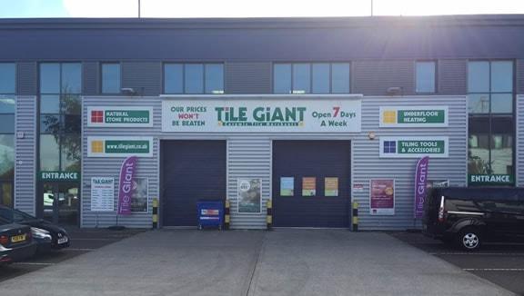 Tile Giant Milton Keynes Store