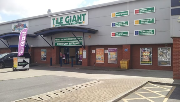 Tile Giant Grimsby Store