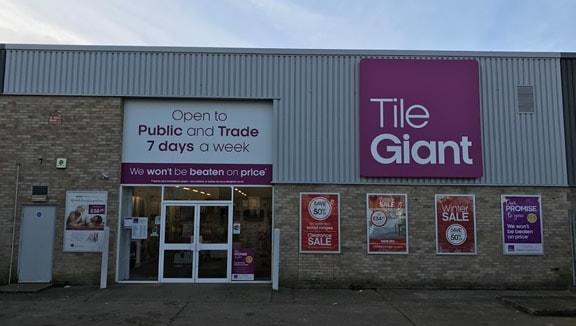 Tile Giant Luton Store