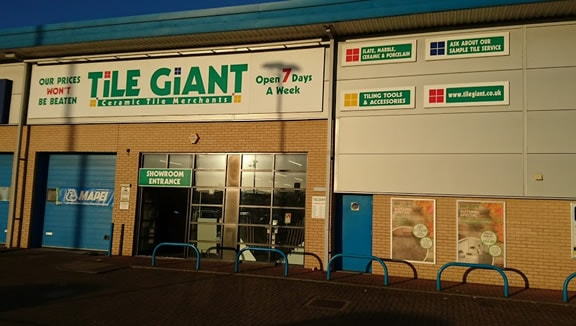 Tile Giant Northampton Store