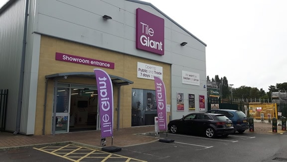 Tile Giant Guildford Store