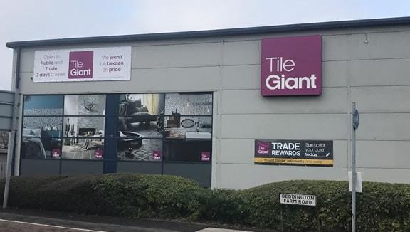 Tile Giant Croydon Store