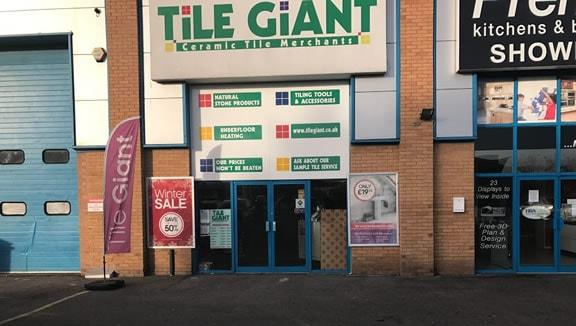 Tile Giant Wellingborough Store