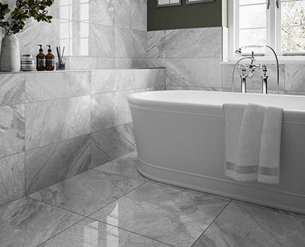 Venue Bathroom Floor Tile