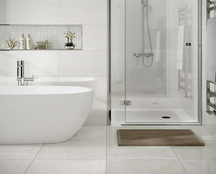 Cosmos Bathroom Floor Tile