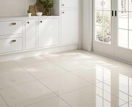 Seaboard Kitchen Floor Tile