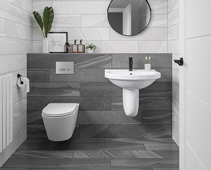 Cumbria Bathroom Floor Tile
