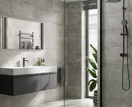 Tectonic Porcelain Tile