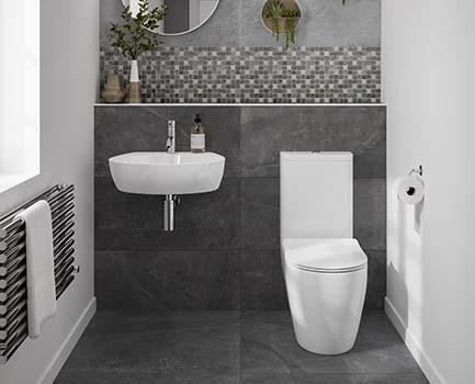 Maverick Bathroom Floor Tile