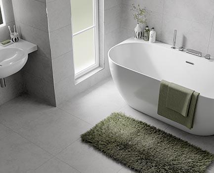 Phantom Grey Bathroom Tile